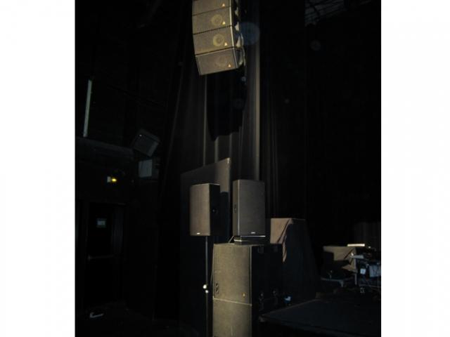 Renouvellement du système de diffusion, Le Café de la Danse
